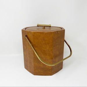 Vintage Mid Century Modern Ice Bucket